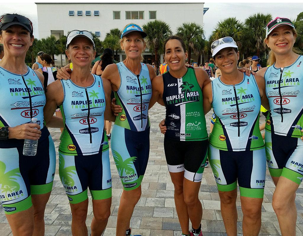 Naples Area Triathletes - Tri Club