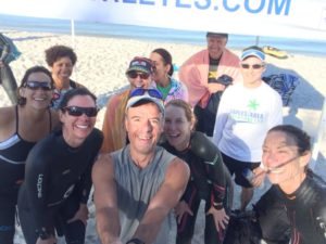 Triathlon training with Naples Area Triathletes
